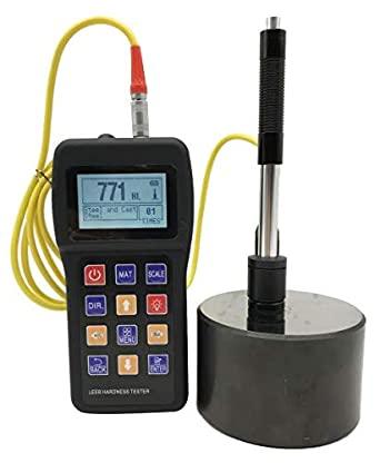 Equotip Portable Metal Hardness Tester