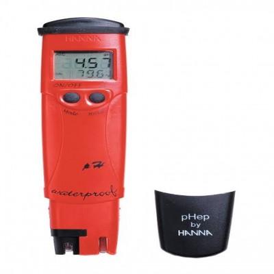 Hanna HI-98127 (pHep�4 pH/Temperature Tester)