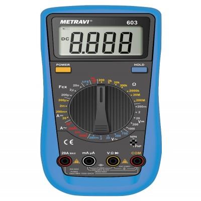 Metravi Digital Multimeter - 603