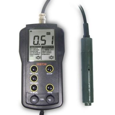 TDS Meter -Three Range Portable TDS Meter - HI8734